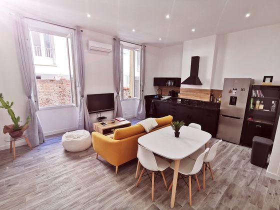 Vente appartement 3 pièces 46,34 m2