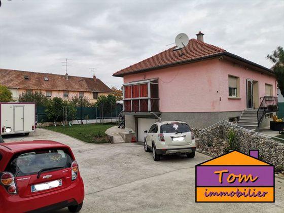 Vente maison 5 pièces 110 m2 à Mulhouse