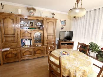 Appartement 3 pièces 59,63 m2