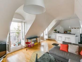 Appartement meublé 3 pièces 76 m2