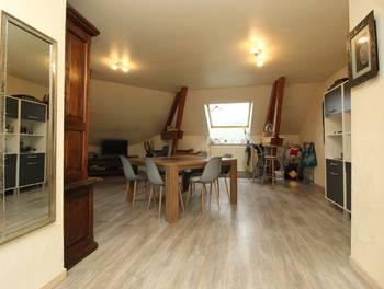 Appartement 4 pièces 75,73 m2
