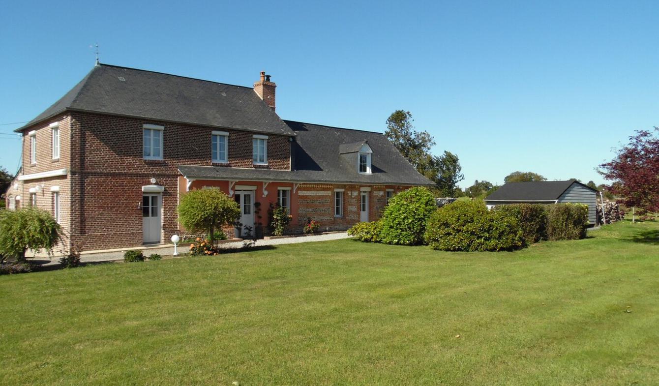 Maison avec terrasse Gonneville-sur-Scie