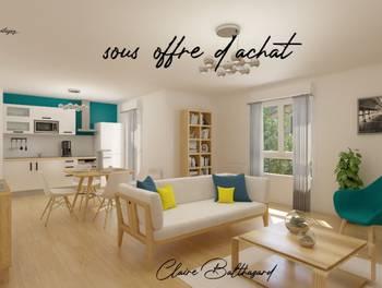 Appartement 2 pièces 52,36 m2