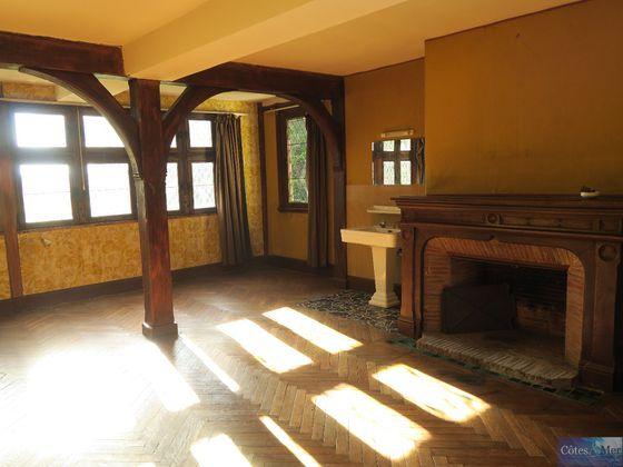 Vente manoir 10 pièces 310 m2