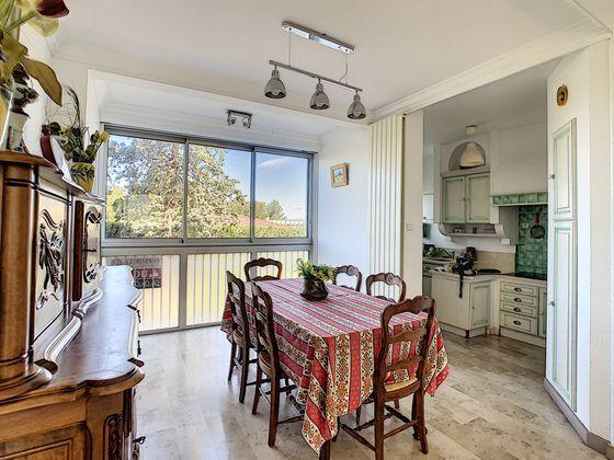 Vente appartement 4 pièces 83,51 m2