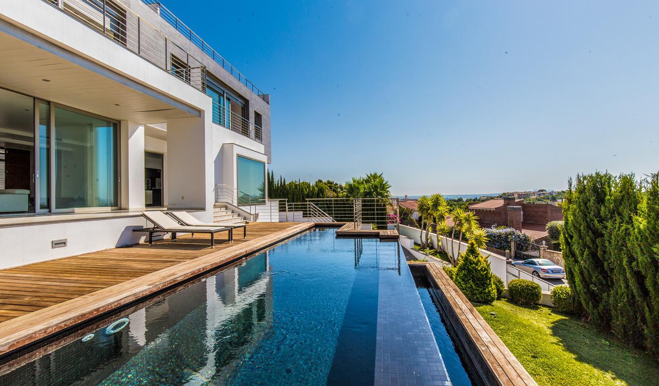 Villa avec piscine et jardin Majorque