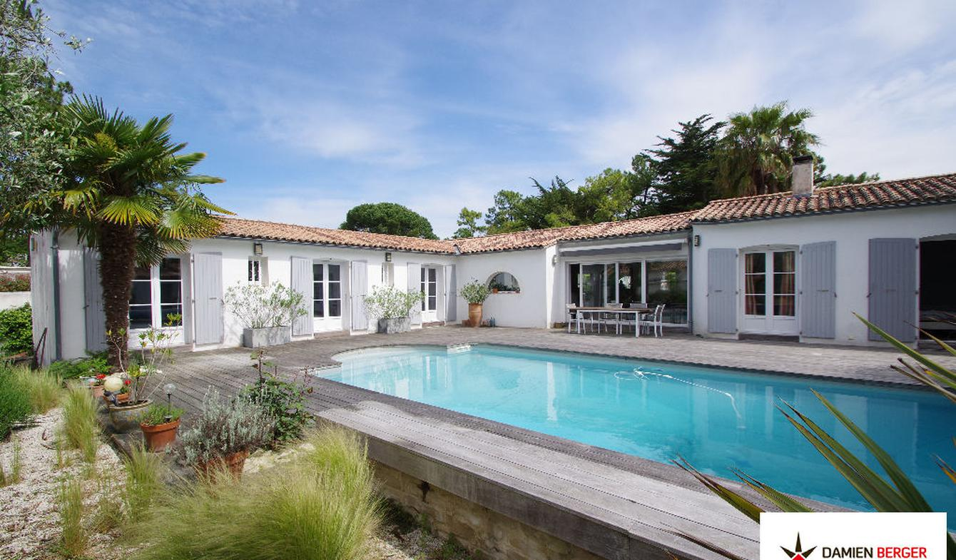 House Rivedoux-Plage