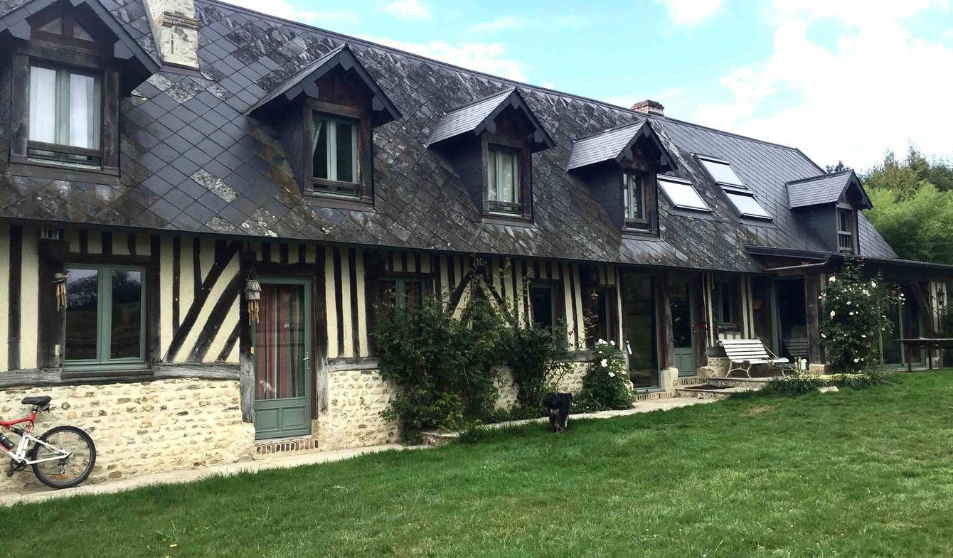 Propriété avec jardin Blangy-le-Château
