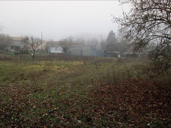 Vente terrain 2516 m2