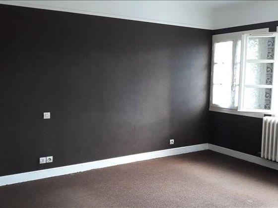 Vente appartement 3 pièces 54,35 m2