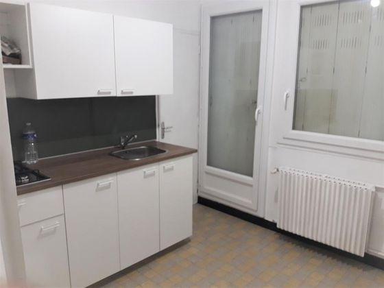 vente Appartement 2 pièces 34 m2 Saint-Etienne