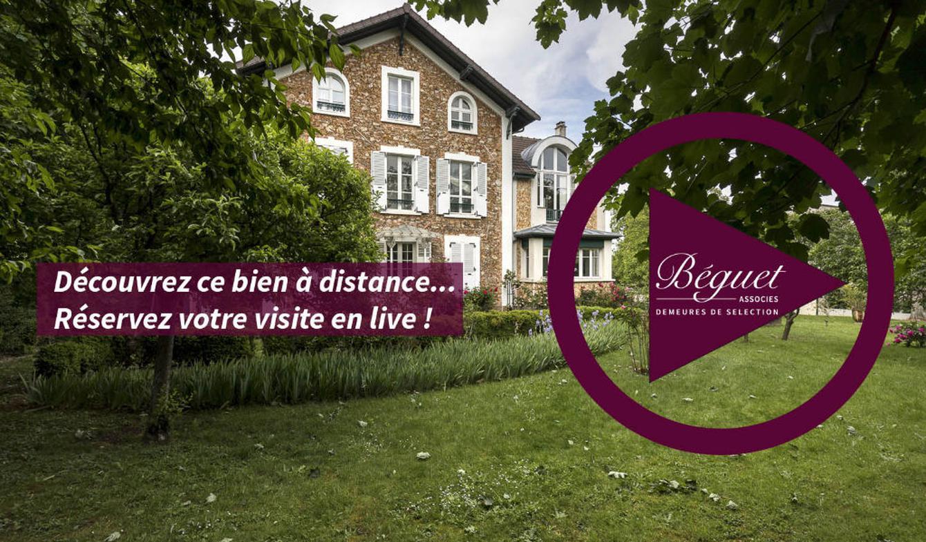 Maison avec terrasse Meudon