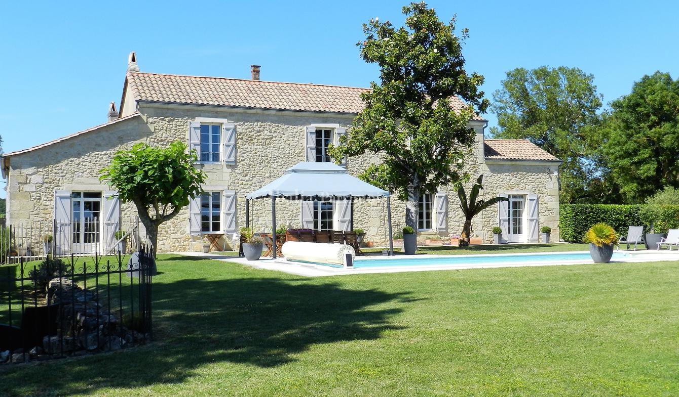 Propriété avec piscine Bordeaux