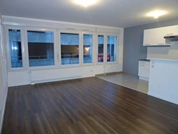 Appartement meublé 3 pièces 62,83 m2
