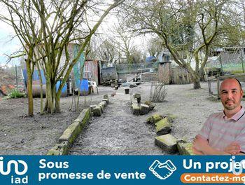 terrain à Dompierre (60)
