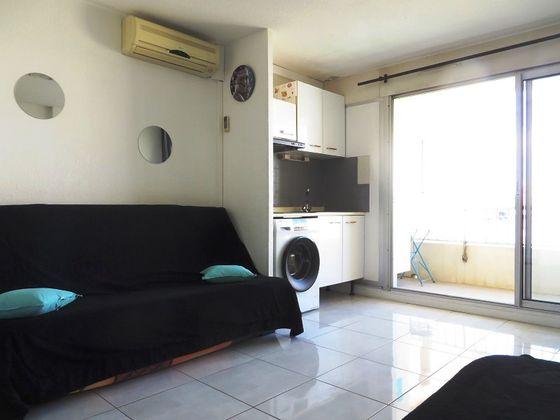 Vente studio 25,53 m2