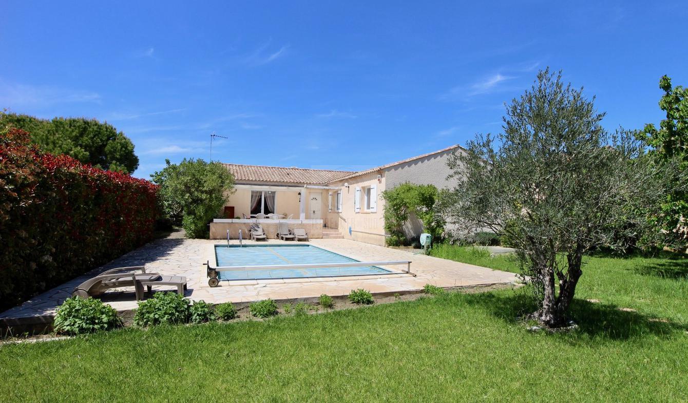 Villa avec terrasse Lieuran-lès-Béziers