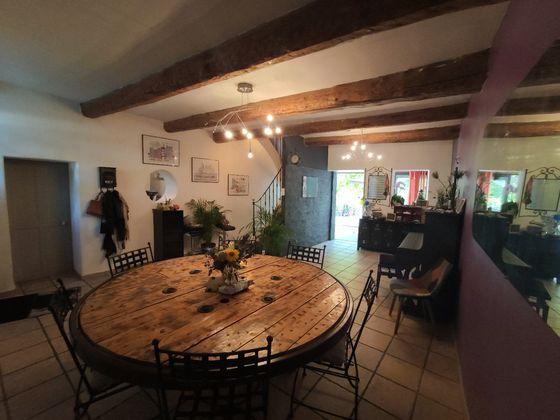 Vente maison 10 pièces 186 m2