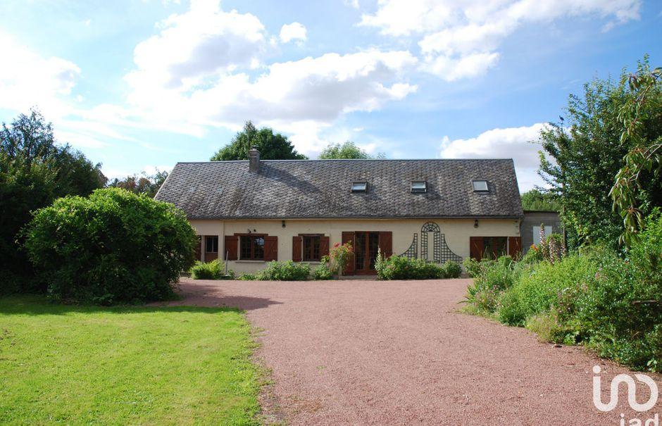 Vente maison 4 pièces 159 m² à Logron (28200), 215 000 €