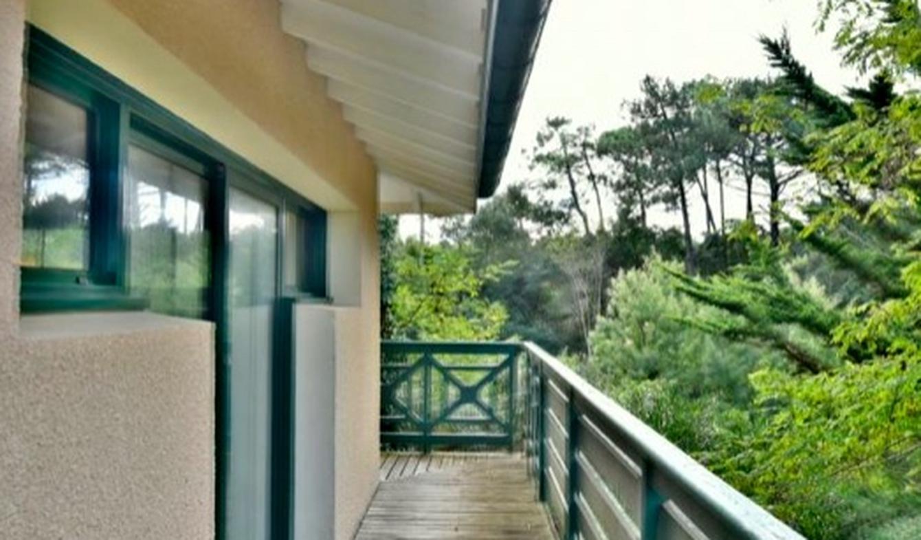 Seaside villa and garden Hossegor