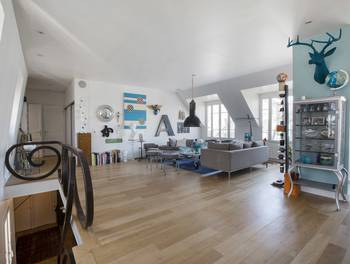 Appartement meublé 5 pièces 184 m2