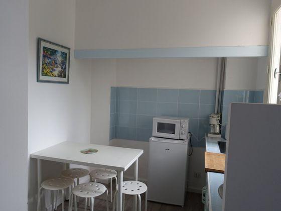 Vente studio 37,73 m2