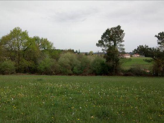 Vente terrain 1960 m2