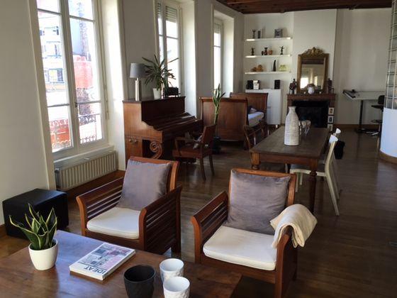 Location appartement meublé 2 pièces 75,38 m2