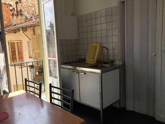 Location studio 22,03 m2