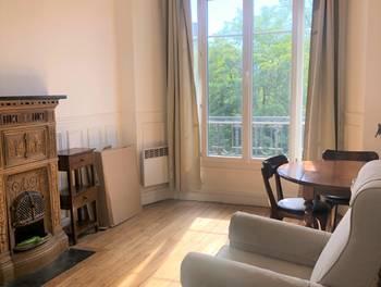 Appartement meublé 2 pièces 36,7 m2