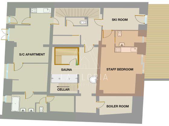 Vente chalet 9 pièces 350 m2