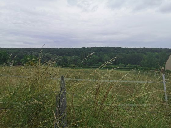 Vente terrain 1900 m2
