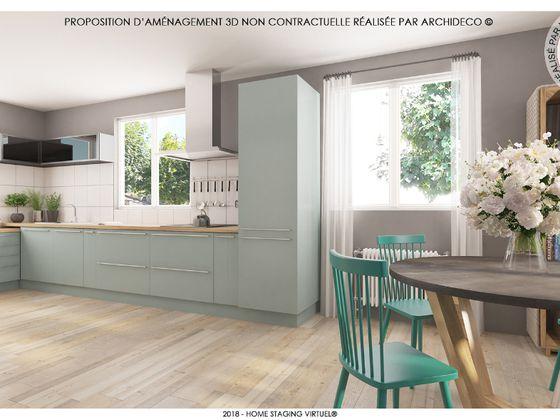 Vente maison 5 pièces 84 m2