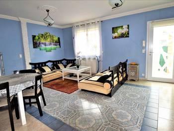 Maison 4 pièces 92,53 m2
