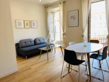 Appartement meublé 2 pièces 32,5 m2