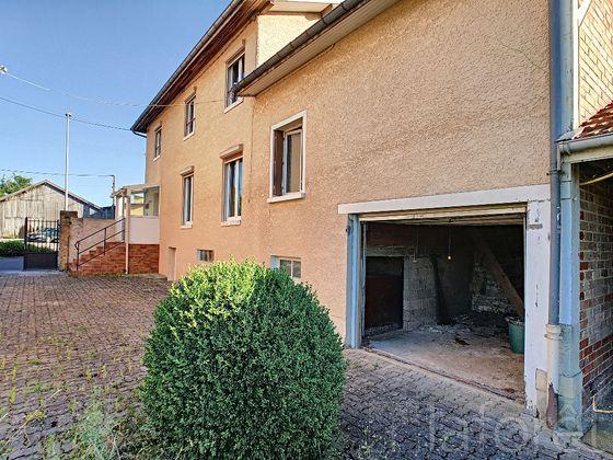 Location maison 3 pièces 87,19 m2