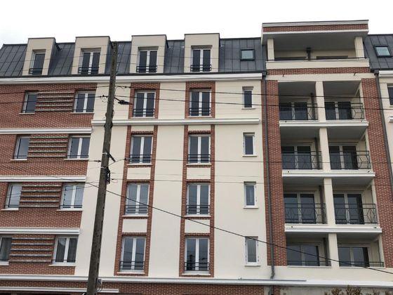 Vente appartement 3 pièces 56,41 m2