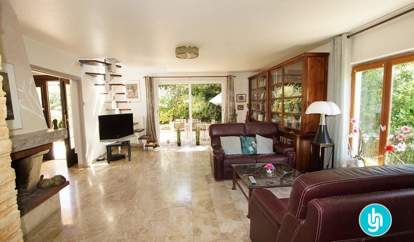 Maison avec piscine et terrasse Montmorency