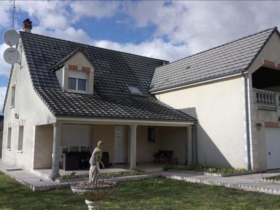 vente Maison 6 pièces 157 m2 Vierzon