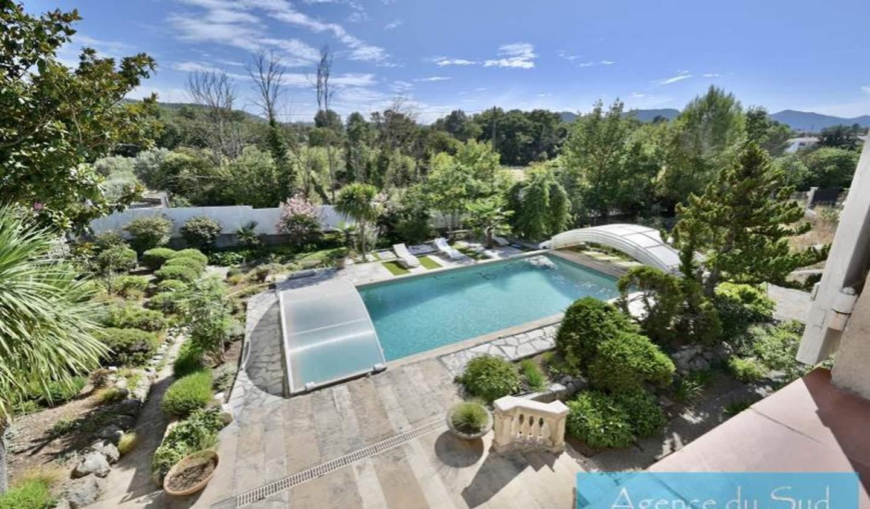 Villa avec piscine et terrasse Aubagne