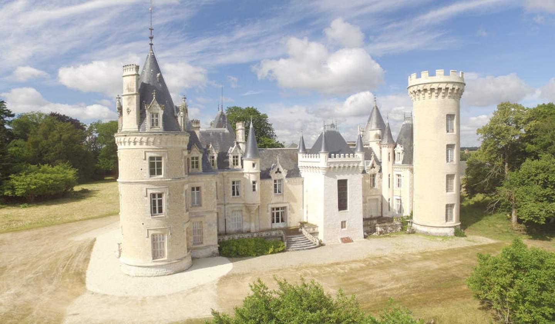 Castle Ruffec