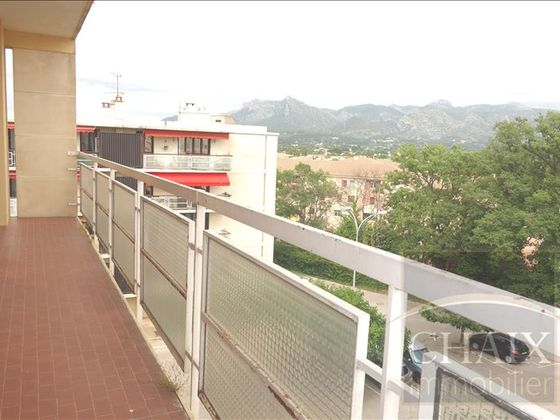 location Appartement 3 pièces 62,29 m2 Aubagne