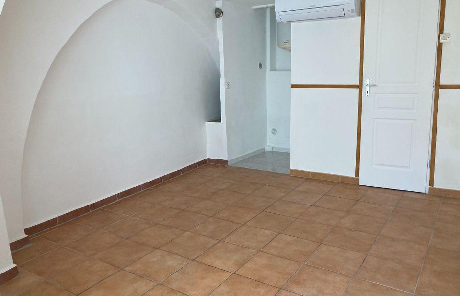 Location  studio 1 pièce 20.8 m² à Drap (06340), 533 €