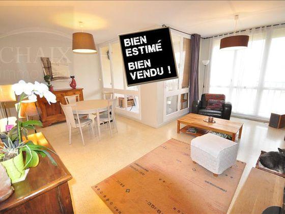 vente Appartement 4 pièces 92,54 m2 Aubagne