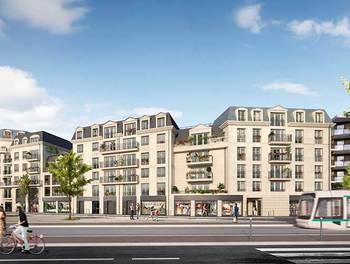 Appartement 4 pièces 73,8 m2