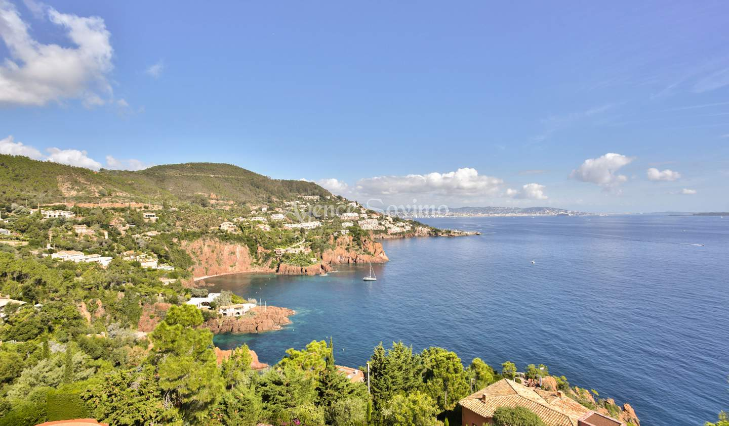 Apartment with terrace Theoule-sur-mer
