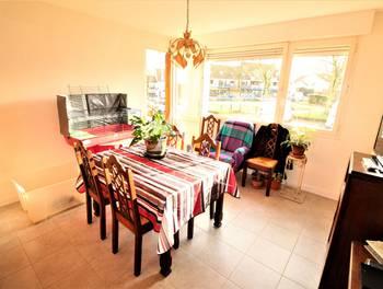 Appartement 3 pièces 52,89 m2