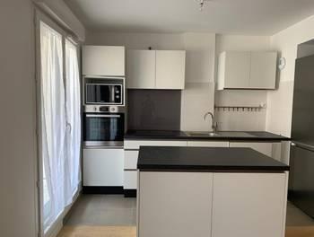 Appartement meublé 3 pièces 64,3 m2