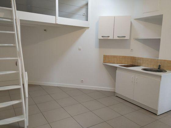 Location studio 13,9 m2