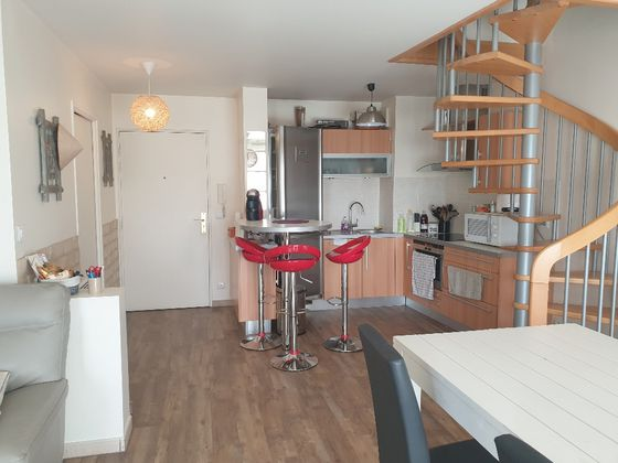 Location appartement meublé 3 pièces 71,79 m2